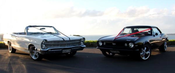 Auckalnd wedding cars